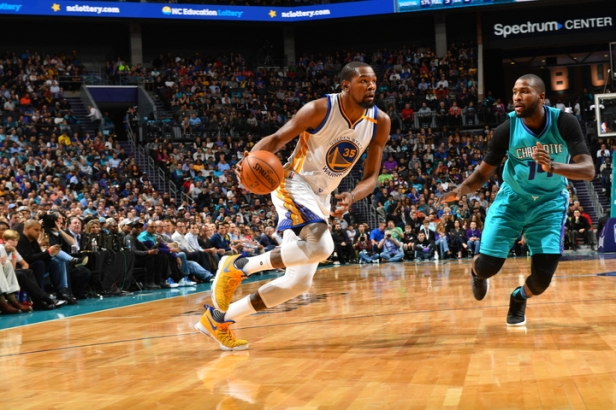 Golden State Warriors v Charlotte Hornets